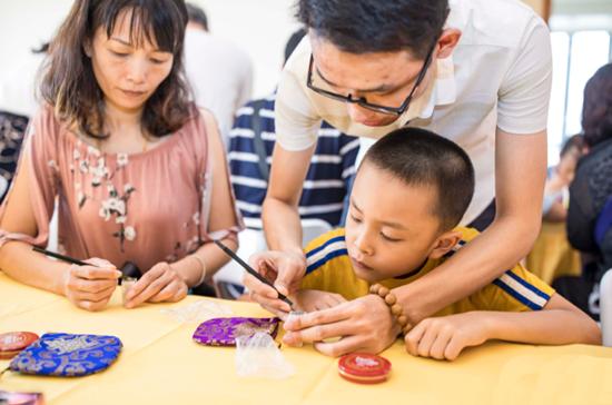 古文篆刻工作坊艺术交流会在广州举行,体验于方寸之间变化万千的篆刻之美!