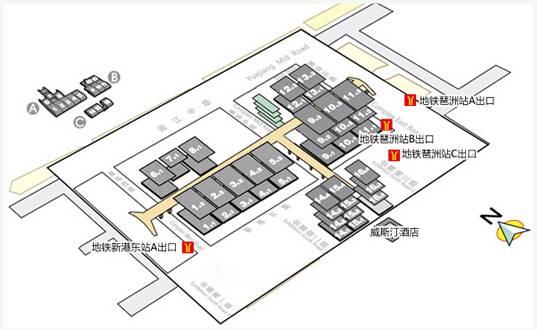 2018年第26届广州博览会8月底举行,设有展位约8000个!