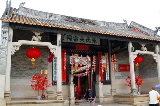 广州传统乞巧活动在天河珠村的发展历程揭秘