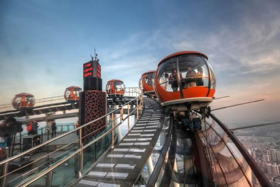 广州周边的摩天轮有哪些?一日游带你玩个遍吧!