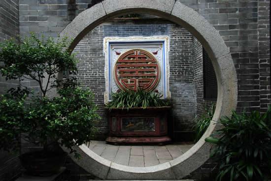 广州一日游哪里好玩?带你到余荫山房研究石刻宝贝对联吧!