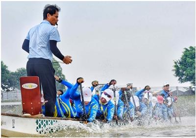 26名佛山健儿第十八届亚洲运动会,有望在龙舟、皮划艇等项目夺牌!