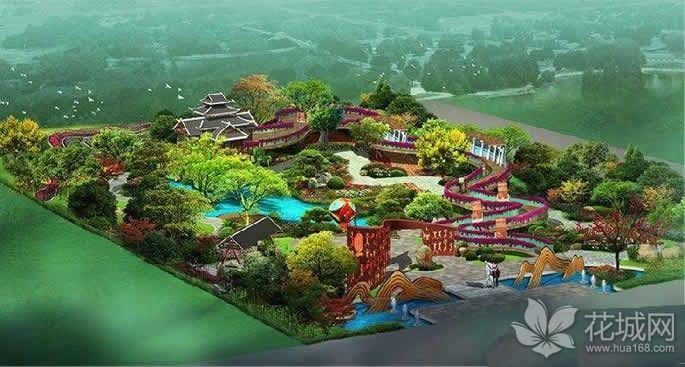 2019年北京世园会广东展园昨日开建,是官方最高级别专业性世博会!