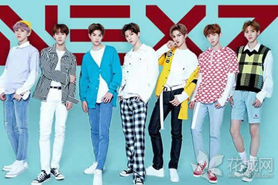 2018乐华七子-NEXT巡回粉丝见面会广州站8月18日晚在广州体育馆上演