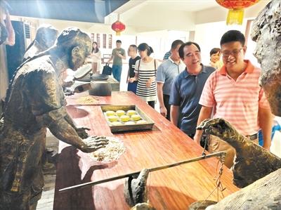 广东金九月饼博览馆建成对外开放,是国内第一家月饼博览馆!