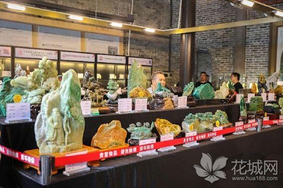 第七届广东省玉器珠宝文化节在广州开幕,近1000件玉雕作品参加角逐!