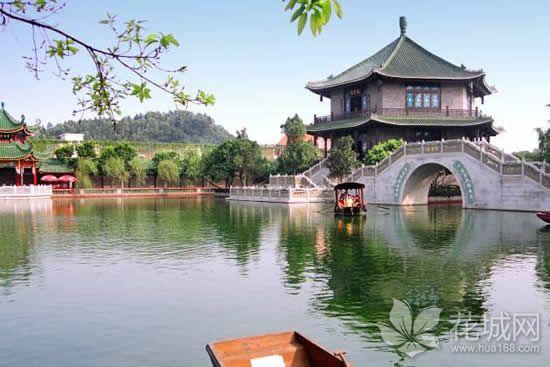 暑假广州一日游哪里好玩?到番禺宝墨园欣赏明清建筑吧!
