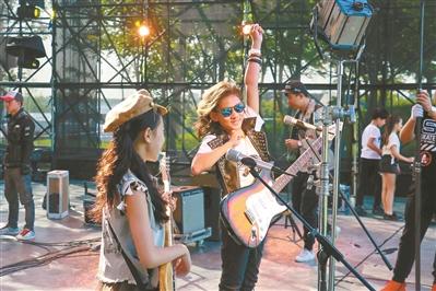 儿童电影《摇滚小子》亲子专场点映会8月25日在广州举行