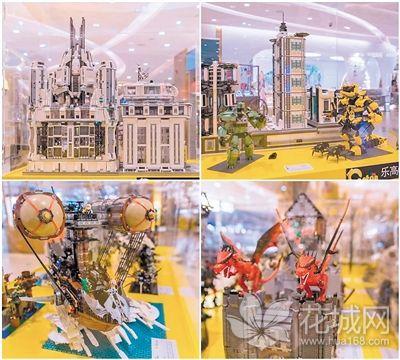 """广州一日游哪里好玩?到K11展示观赏""""中山纪念堂""""拼砌作品!"""