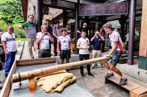 """""""太阳之旅选手广州游""""活动正式启动,选手体验广府文化、游览羊城美景!"""