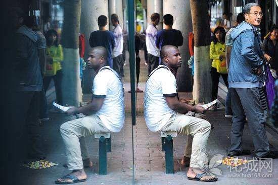 非洲人在广州:千年商都让无数人来寻找属于自己的机遇之路