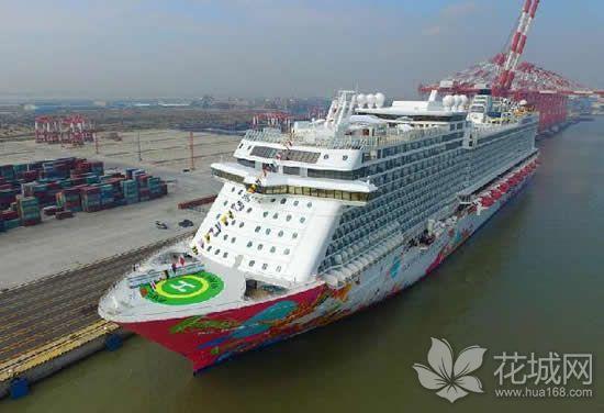 广州将有超大型的邮轮码头了,绝对是出游和购物的新去处!