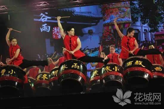 第五届国际廿四节令鼓节在马来西亚举行,潮州潮响鼓队受邀上台表演!