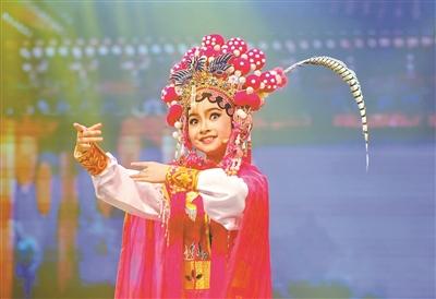 广州举办中小学生地方戏曲展演活动,让他们进馆内传承基地接受名家培训!