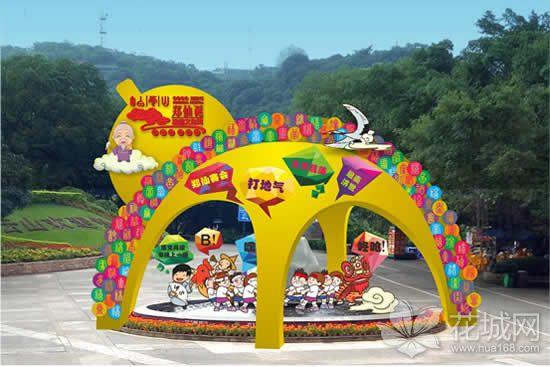 广州第一诞郑仙诞旅游文化周即将开幕,首次在海心沙红船码头设置分会场!
