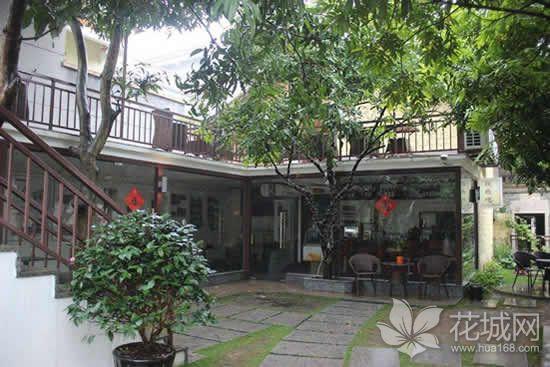 广州周末一日游景点推荐:花都洛场村修业中学