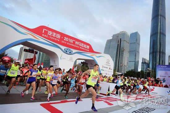 2018广州马拉松赛全部项目的报名抽签工作完成,结果已在官网公布!