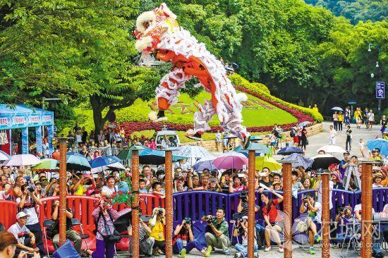 广州周末一日游哪里好玩?到海心沙郑仙文化创意集市逛逛吧!