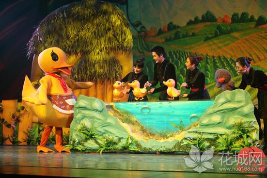广州上演温馨的亲情式新剧《丑小鸭新传》,可以免费抢票!