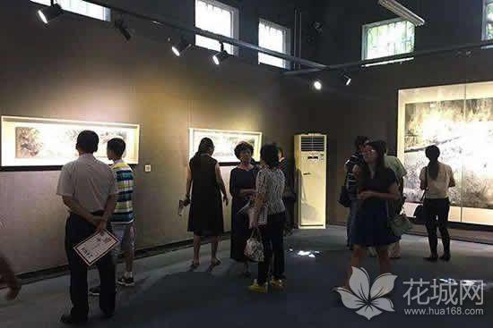 广州举办理想国冯苗作品展,旨在推介有创新的艺术新秀!