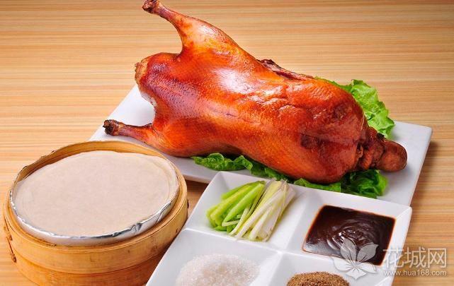 无人不识的名菜——北京烤鸭