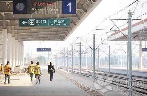 东莞火车站启用人脸识别闸机,你的面子可让你畅行无阻!