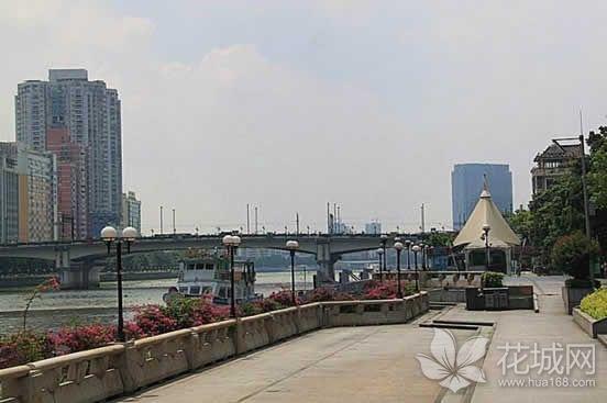 广州人民桥电梯本周或下周开通,可达观光平台和人行道!