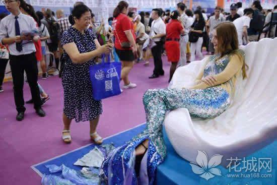 2018年广东国际旅游产业博览会开幕,旅行社大卖场人气最旺!