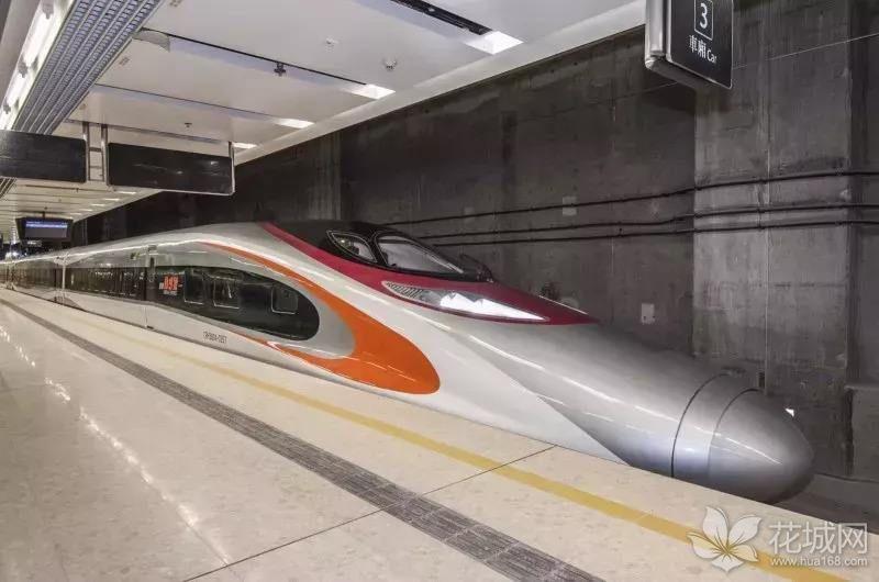 广深港高铁(香港段)开通运营,今天可购买到广州到香港的高铁票!