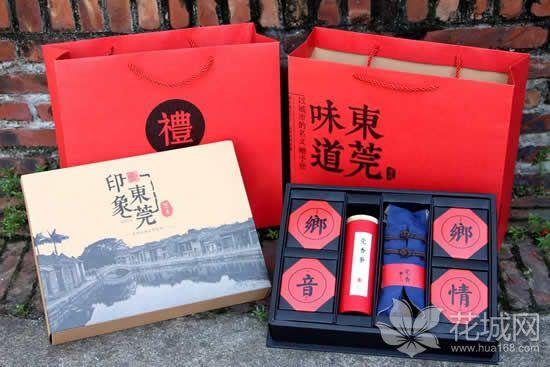 东莞推出地方特色月饼,镶嵌了一些标志性的东莞地域元素!