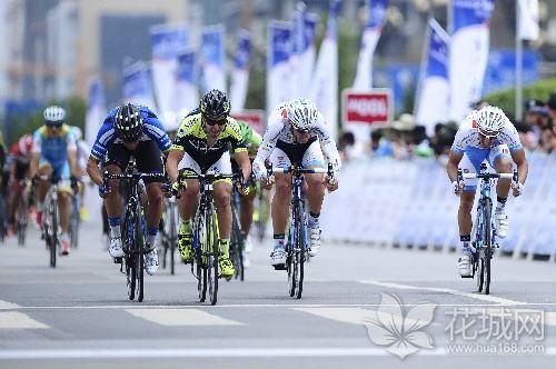 2018年环中国粤港澳大湾区国际公路自行车赛清远佛冈赛段9月19日举行
