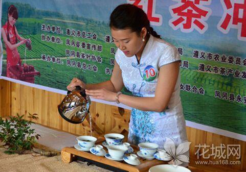 英德举办首届全国红茶加工制作大赛,发布三条茶旅精品路线!