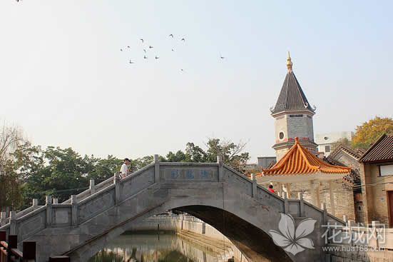 广州一日游哪里最好玩?到黄埔南湾村寻找水乡里的岭南风味!