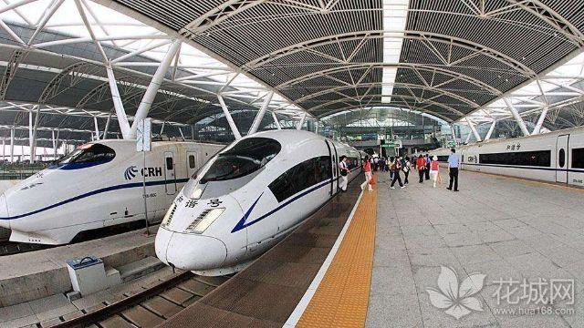 """台风""""山竹""""影响逐步减弱,广东、海南高铁及普速列车逐步恢复开行!"""