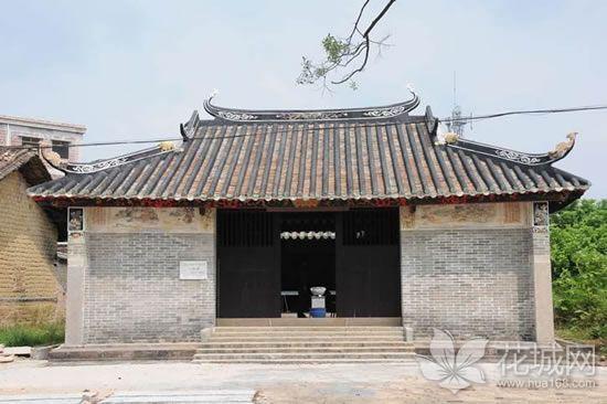 广州一日游好去处:到花都八角古庙研究中国古代壁画艺术!