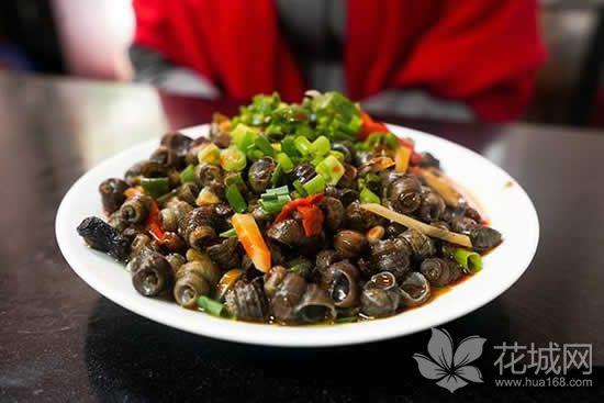 中秋的味道:经典美食紫苏炒螺你吃过多少?