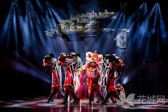 大型民族舞剧《醒·狮》本月底广州首演,展现中华儿女的勇敢与担当!