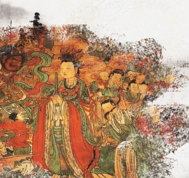 """精美壁画""""博物馆""""——毗卢寺"""