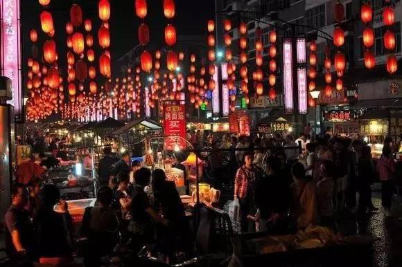 洛阳十字街 河南最具有烟火气的千年老街