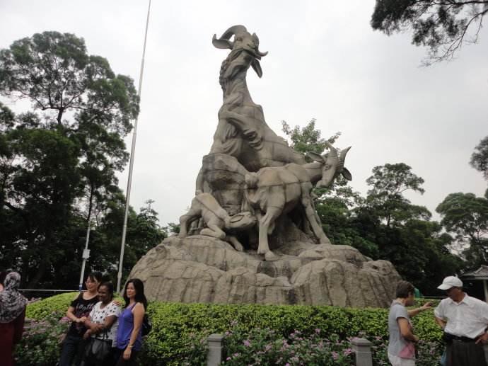 今日说古——广州为什么叫五羊城
