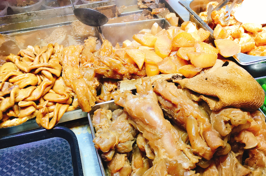 苏记牛杂-广州不容错过的小吃
