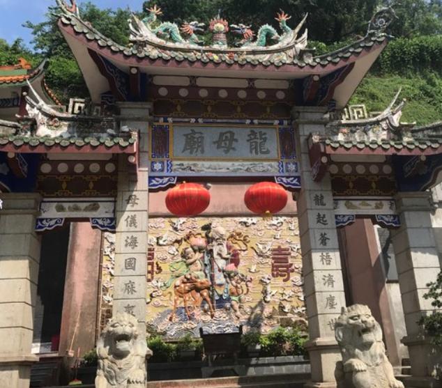 梧州——龙母庙